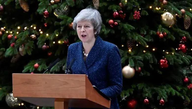 2. Theresa May