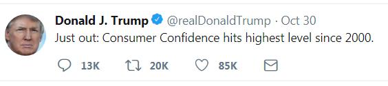 2. Trump Tweet