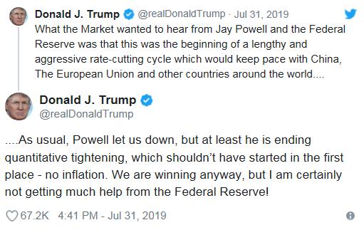 5. Trump Twitter