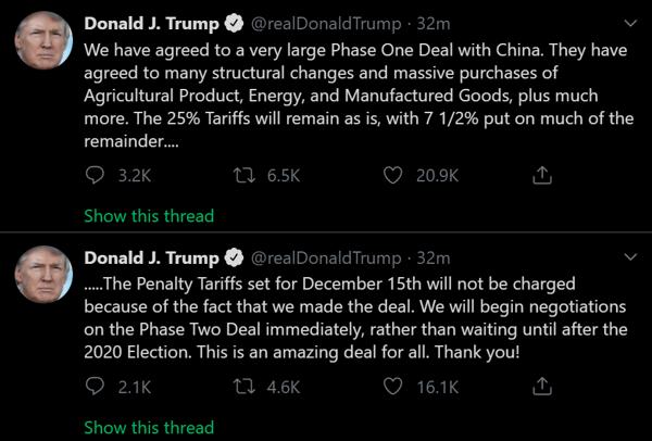 6. Trump Tweets