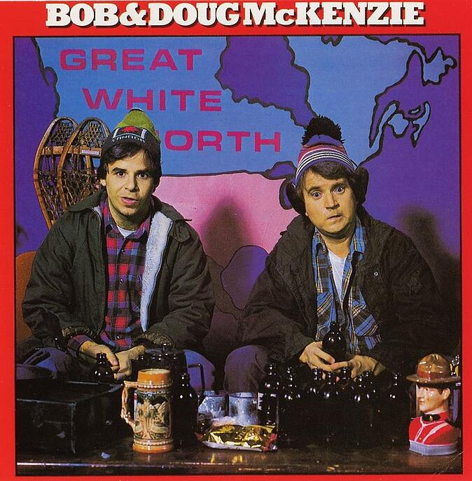 2. Bob and Doug Mackenzie