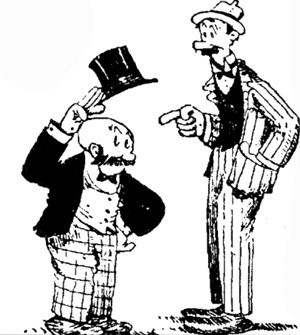 3. Mutt and Jeff