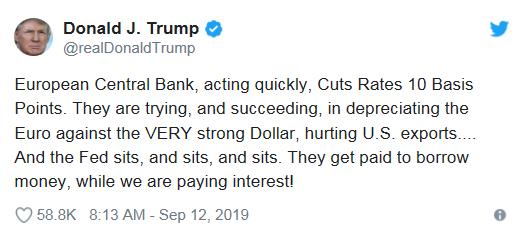 4. Trump Tweet
