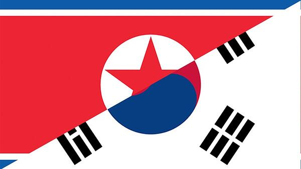 North and South Korea
